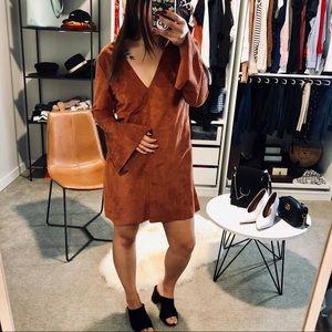 $25 🍭summer sale🍭 ASTR Suede dress